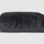 H & J Panther rug Black 1