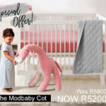 Special Offer Modbaby cot May 2021